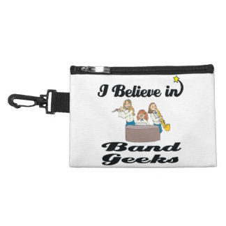 i believe in band geeks accessory bags