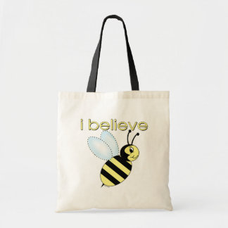 I believe in Bees Tote Bag