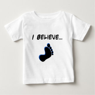 I Believe in Bigfoot Baby T-Shirt