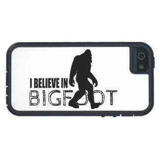 I Believe in Bigfoot  Funny Sasquatch iPhone 5 Cover