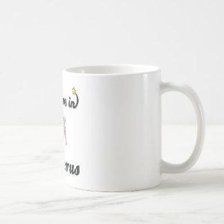 i believe in Cerberus Mug