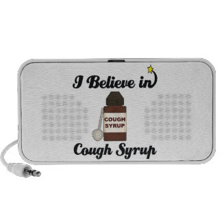 i believe in cough syrup iPhone speakers