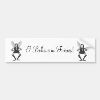 I Believe in Fairies Sticker