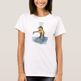 i believe in fish people T-Shirt