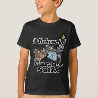 i believe in garage sales T-Shirt