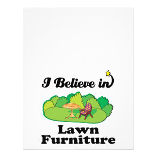 i believe in lawm furniture 21.5 cm x 28 cm flyer