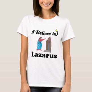 i believe in lazarus T-Shirt