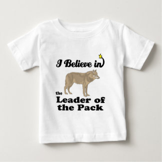 i believe in leader of the pack baby T-Shirt