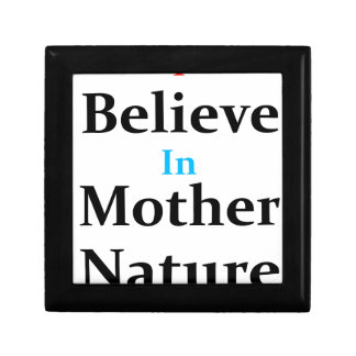 I Believe In Mother Nature Gift Box