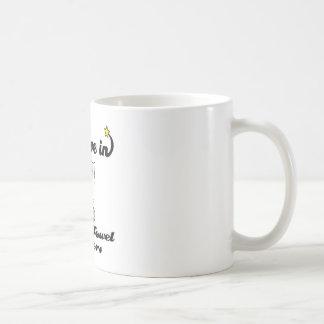 i believe in paper towel  holders coffee mug