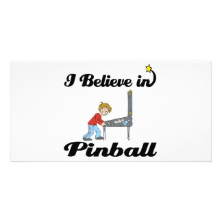 i believe in pinball photo cards