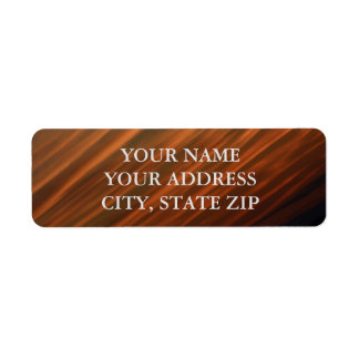 I BELIEVE IN RETURN ADDRESS LABEL