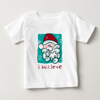I Believe in Santa Christmas TShirt