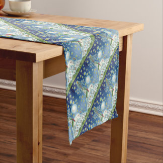 I Believe In The Christmas Unicorn TABLE RUNNER