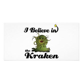 i believe in the kraken photo cards