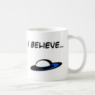 I Believe in UFO's Coffee Mug