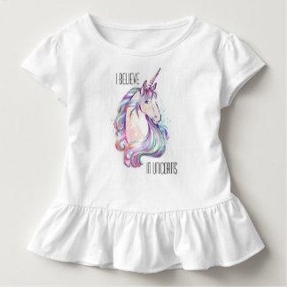I Believe In Unicorns Girls Top
