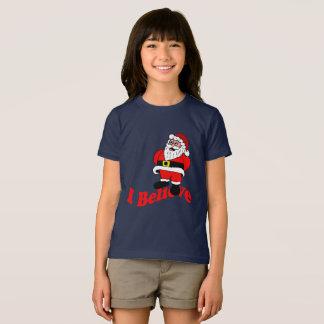 I Believe Santa Claus T-Shirt
