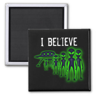 I believe UFO and Aliens Magnet