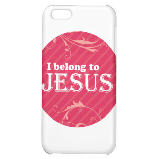 I Belong To Jesus Case For iPhone 5C