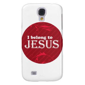 I Belong To Jesus Galaxy S4 Cases