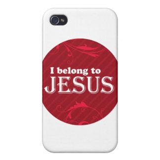 I Belong To Jesus iPhone 4/4S Covers