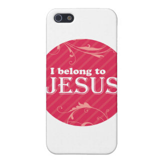 I Belong To Jesus iPhone 5 Covers