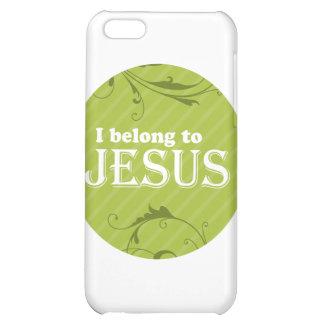 I Belong To Jesus iPhone 5C Cases