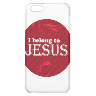 I Belong To Jesus iPhone 5C Cover