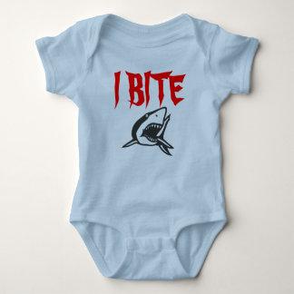 I BITE BABY BODYSUIT
