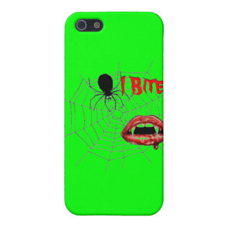 I Bite iPhone  Case iPhone 5/5S Case