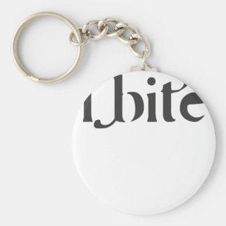 I bite key ring