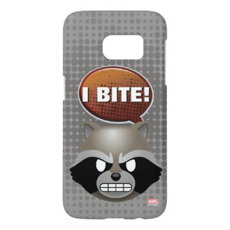 """I Bite"" Rocket Emoji"