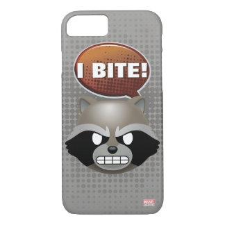 """I Bite"" Rocket Emoji iPhone 8/7 Case"
