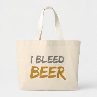 I Bleed Beer Tote Bag