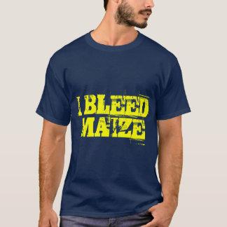 I BLEED MAIZE T-SHIRT