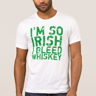 I Bleed Whiskey T-Shirt
