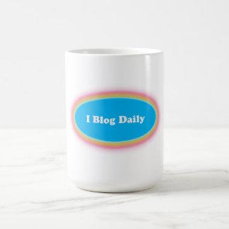 I blog Daily Mug