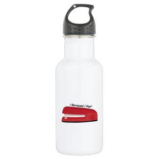 I Borrowed 532 Ml Water Bottle