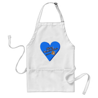 I Boy Valentine T-shirts and Gifts Standard Apron