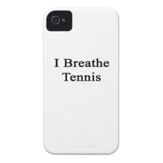 I Breathe Tennis iPhone 4 Covers