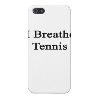 I Breathe Tennis Covers For iPhone 5