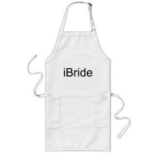 i Bride Apron