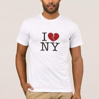 I [broken heart] NY T-Shirt