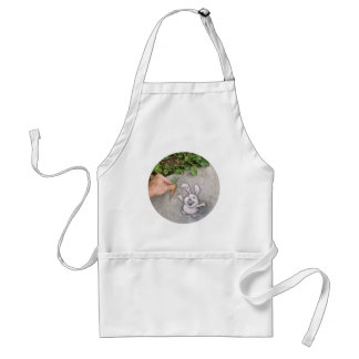I brought breakfast! standard apron