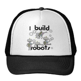 I Build Robots Trucker Hat
