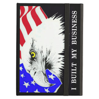 I Built My Business Obama iPad Folio Cases