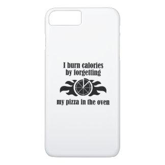 I Burn Calories iPhone 7 Plus Case