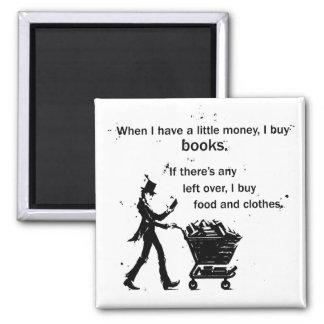 I Buy Books Magnet