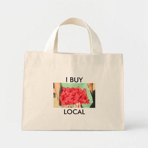 I Buy Local Bag